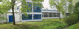 Das Firmengebäude von Afriso